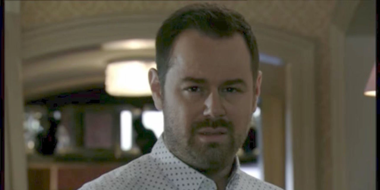 EastEnders' terror for Mick Carter as gangster Aidan Maguire makes a terrifying threat over the Vic