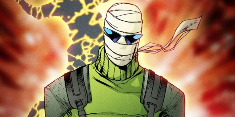 DC's Titans completes its Doom Patrol line-up by casting Star Trek: Discovery veteran as Negative Man