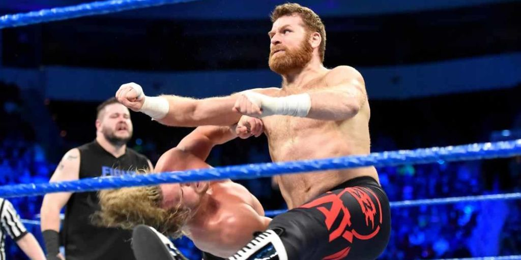 WWE SmackDown Live results: 4 things we learned as Sami Zayn and Kevin Owens get real before Fastlane
