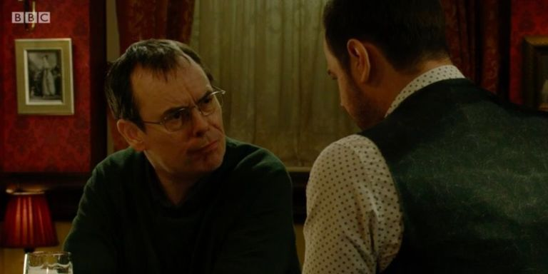 EastEnders fans are buzzing after Game of Thrones actor Kevin Eldon cameos as hitman