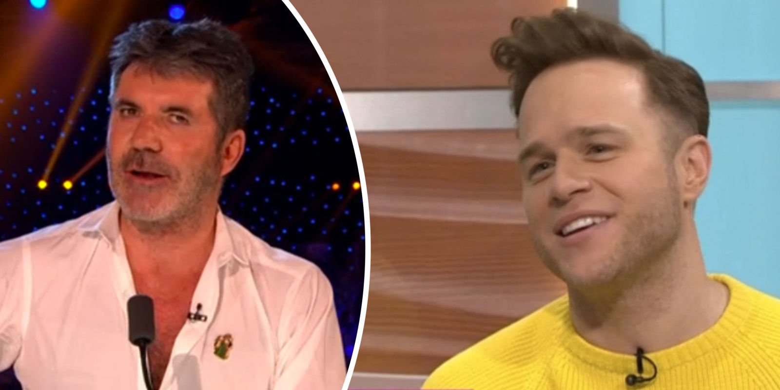 Olly Murs discusses his relationship with Simon Cowell and The X Factor after joining The Voice UK