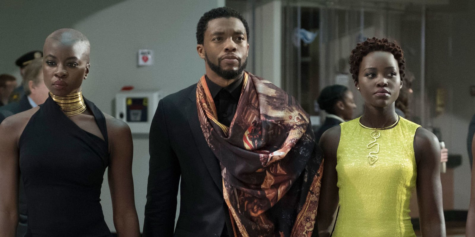 Black Panther hits $1 billion at the box office