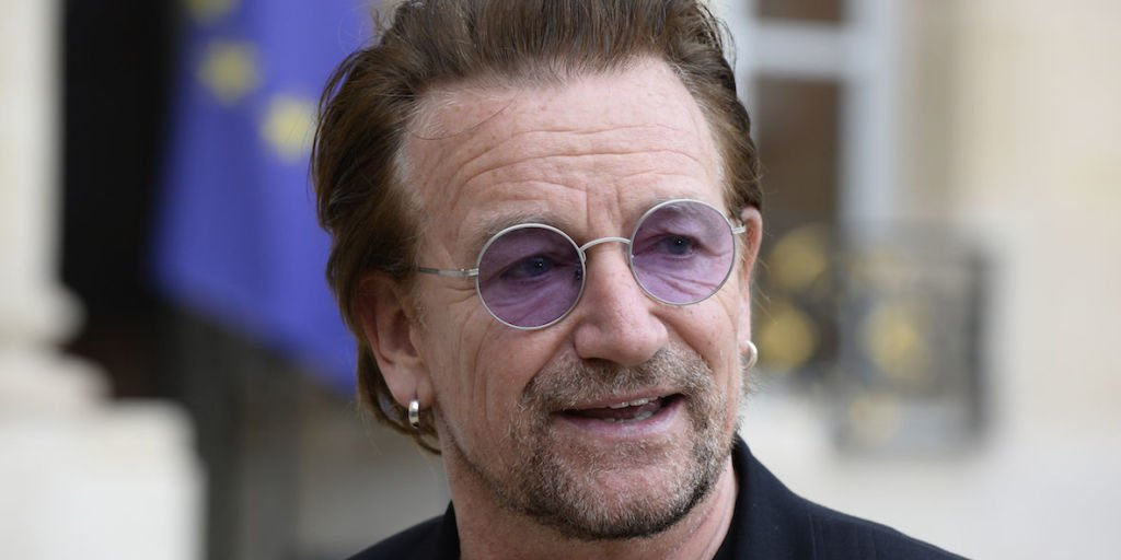 "U2's Bono ""deeply sorry"" after bullying reports at his ONE charity"