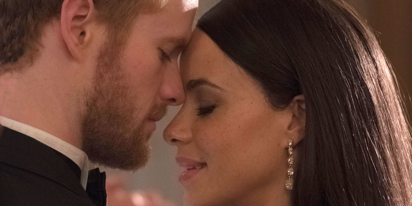 Lifetime's Prince Harry and Meghan Markle TV movie drops its first trailer