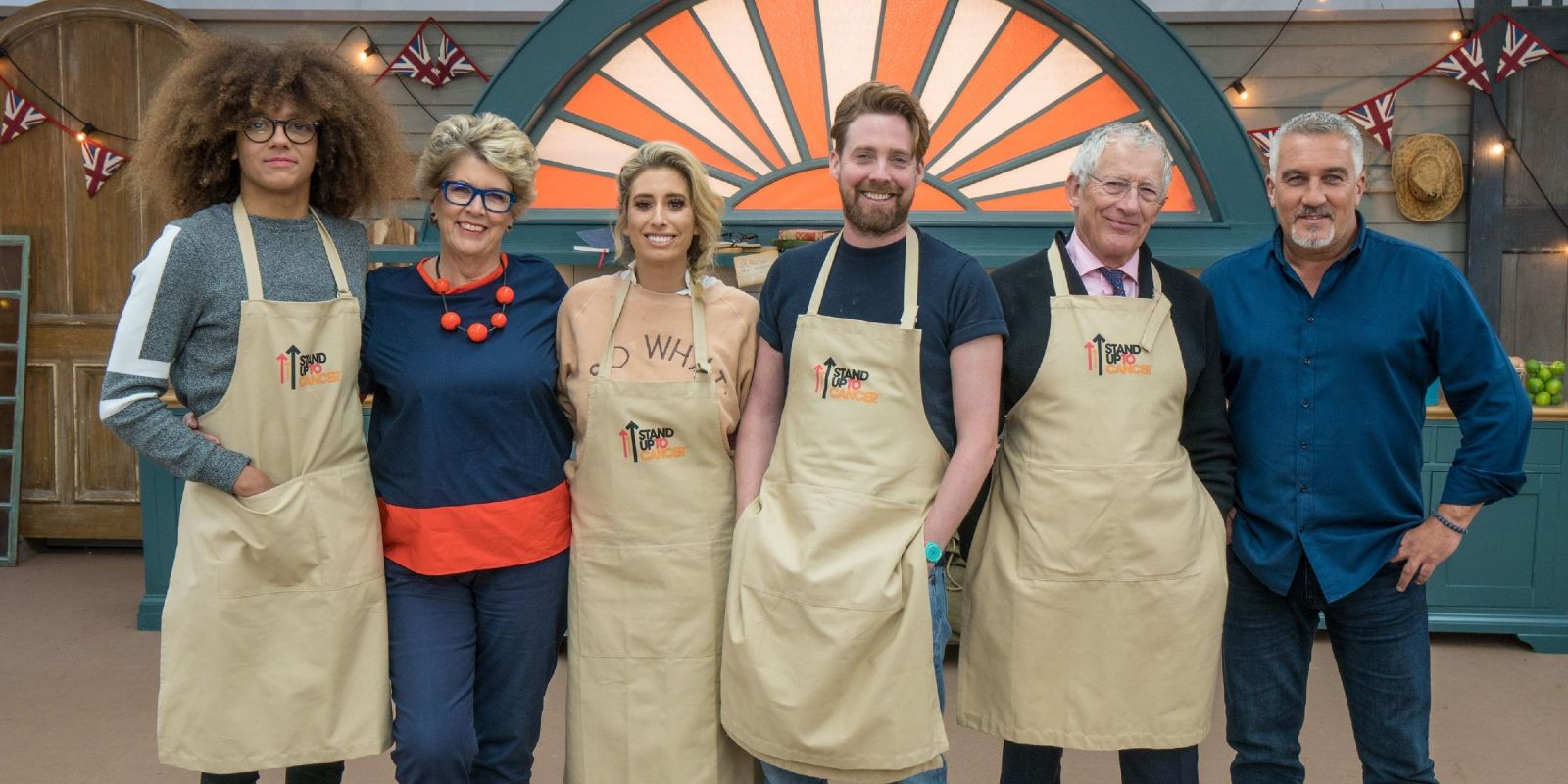 The Great Celebrity Bake Off continues in disastrous fashion, but whose win as Star Baker saved the day?