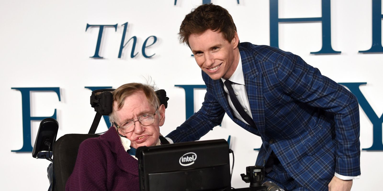 "Eddie Redmayne pays tribute to Professor Stephen Hawking and honours his ""truly beautiful mind"""