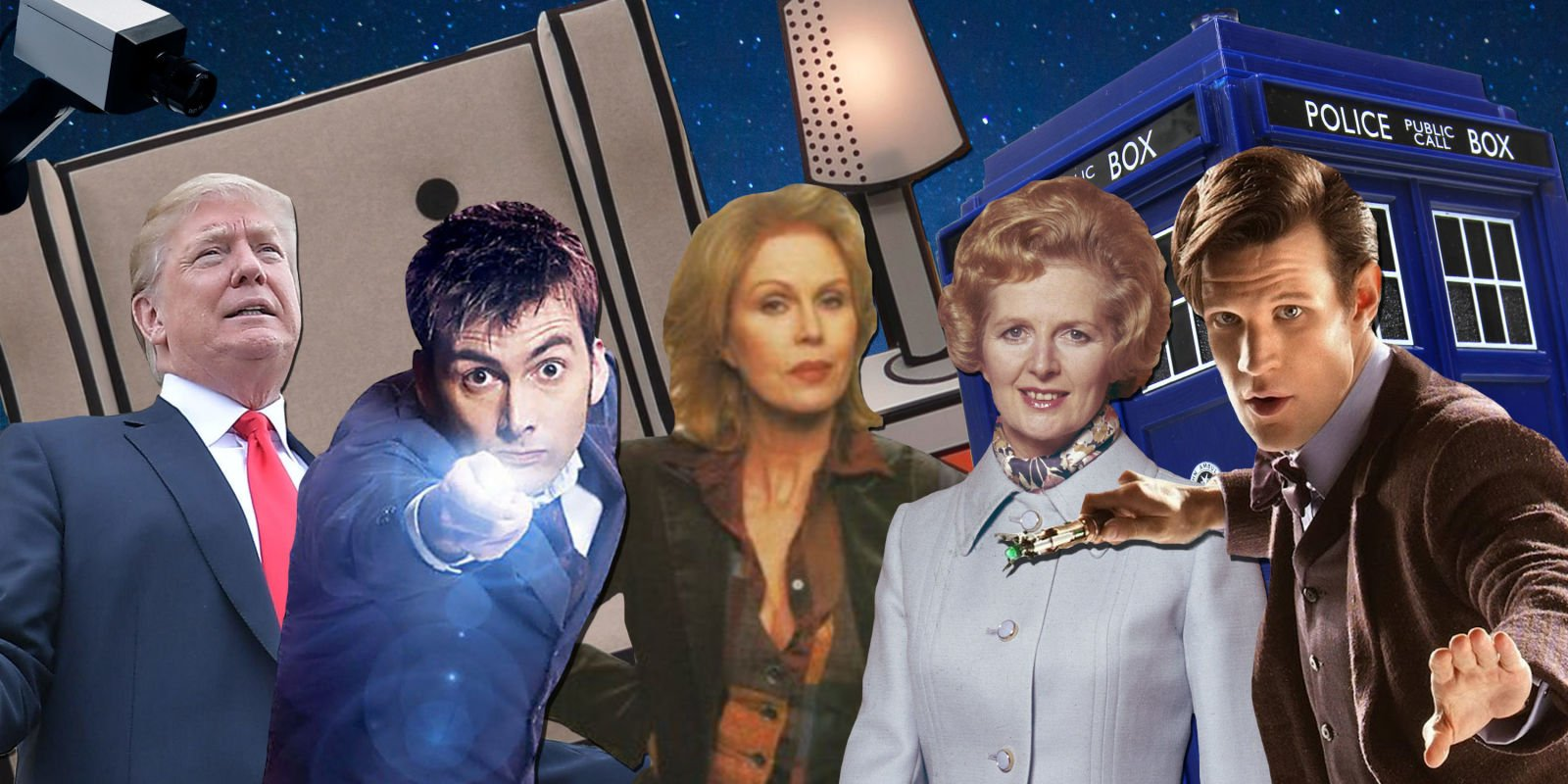 From fake news to BBC Three: 7 timesDoctor Whocorrectly predicted the future