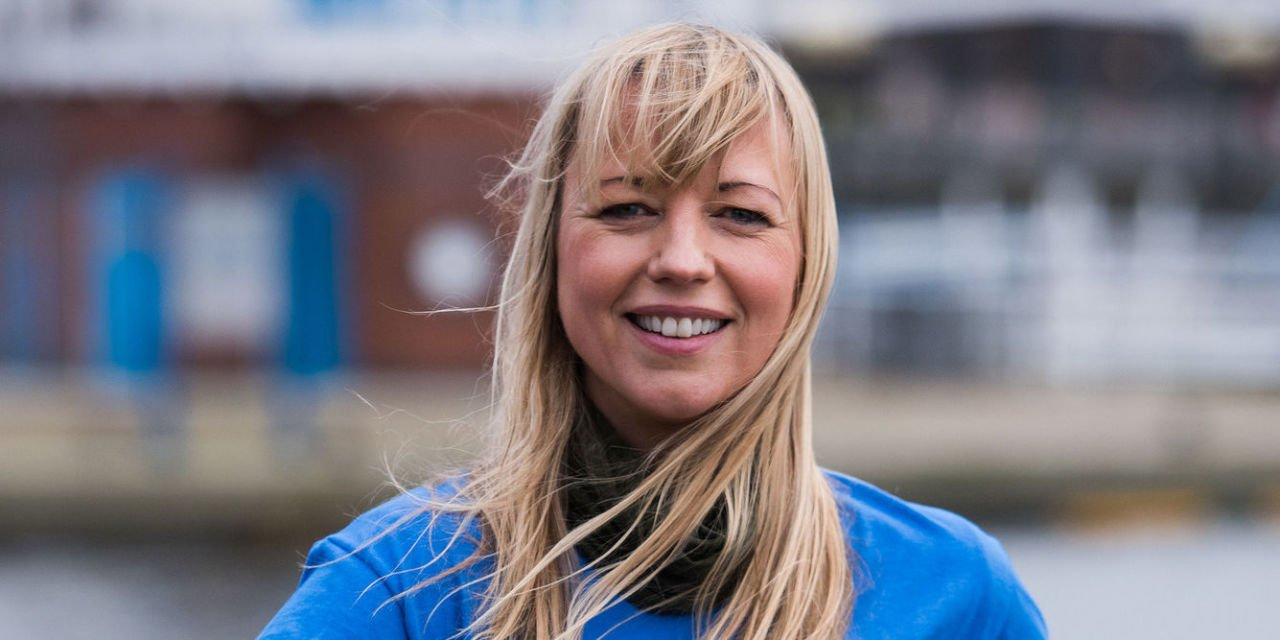 BBC Radio 2 DJ Sara Cox hopes the ITV team haven't done much training for Clash of the Channels rowing challenge