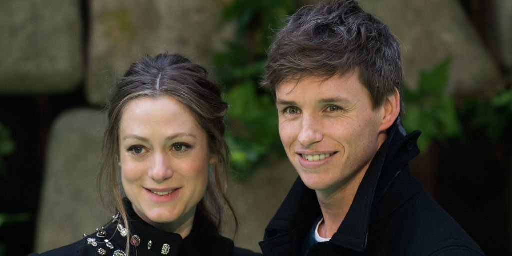 Fantastic Beasts star Eddie Redmayne welcomes second child with wife Hannah