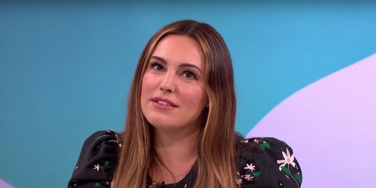 "Loose Women's Kelly Brook and Stacey Solomon criticise ""unrealistic"" celebrity weight-loss DVDs"