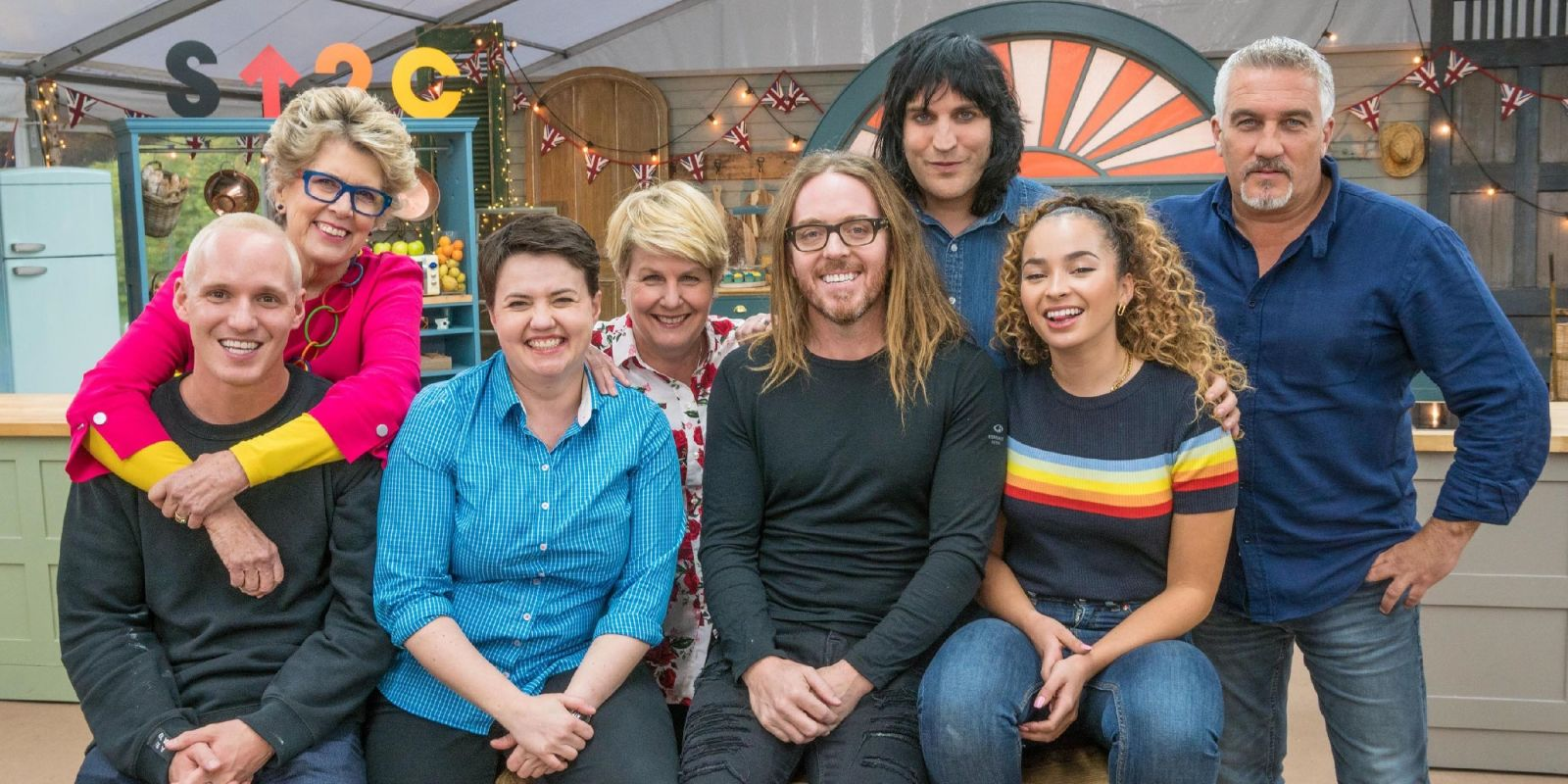 The Great Celebrity Bake Off crowns its third Star Baker of the series