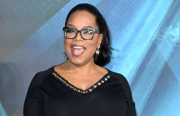 A Wrinkle in Time's Oprah Winfrey shares her brilliant advice on how to ignore negativity