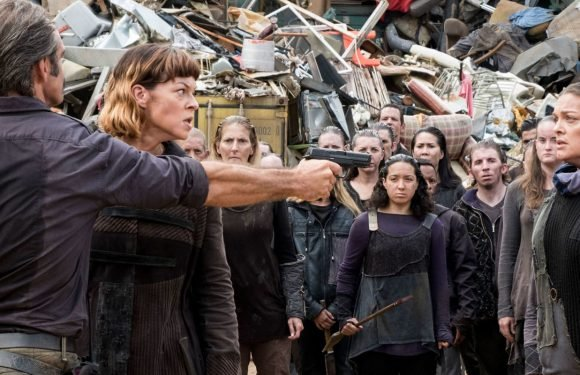 The Walking Dead reveals how Jadis survived the Scavengers culling in episode 14 clip