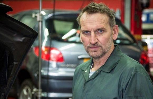 Come Home has viewers puzzled over Christopher Eccleston's accent