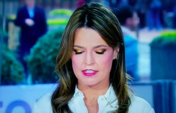 US daytime host Savannah Guthrie apologises for swearing on live TV
