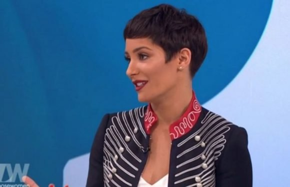"The Saturdays' Frankie Bridge worries about becoming ""poster girl for depression"""
