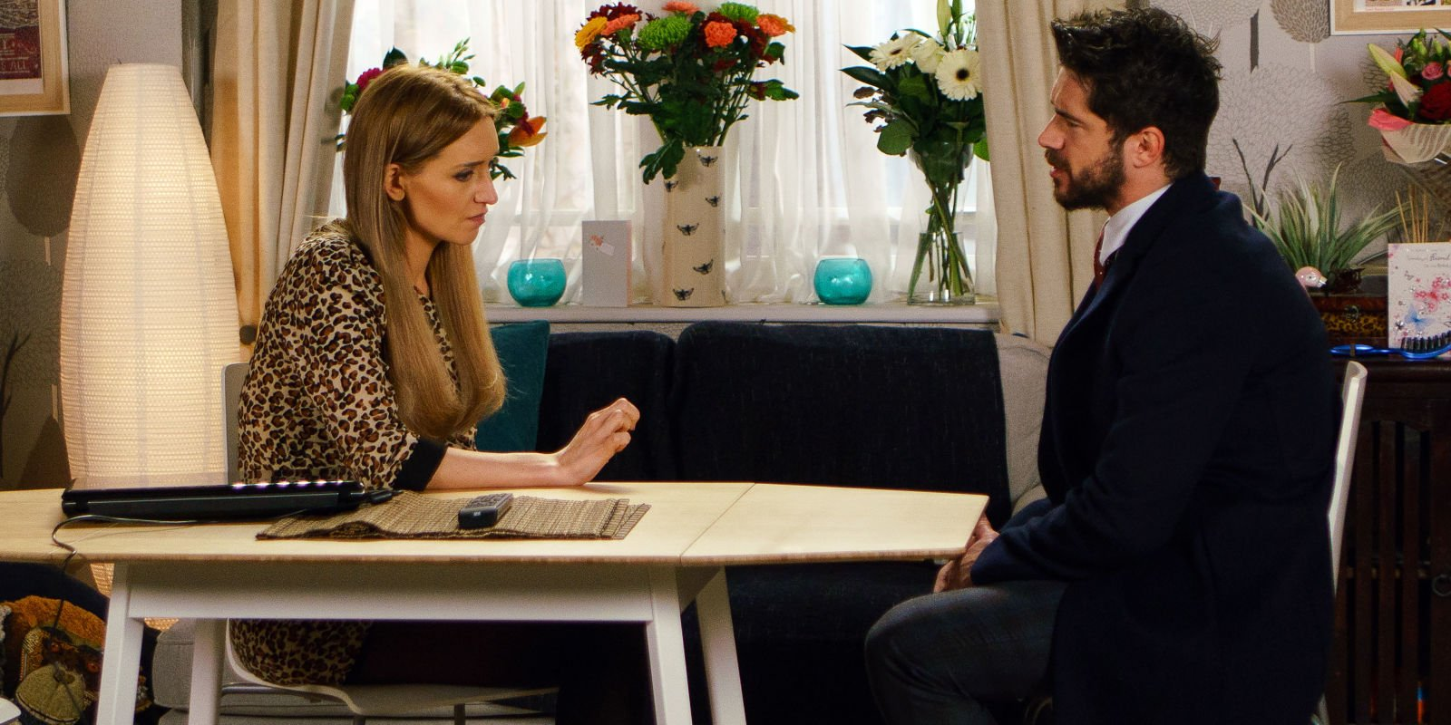 Coronation Street boss reveals Adam Barlow will be involved in Eva Price's exit story