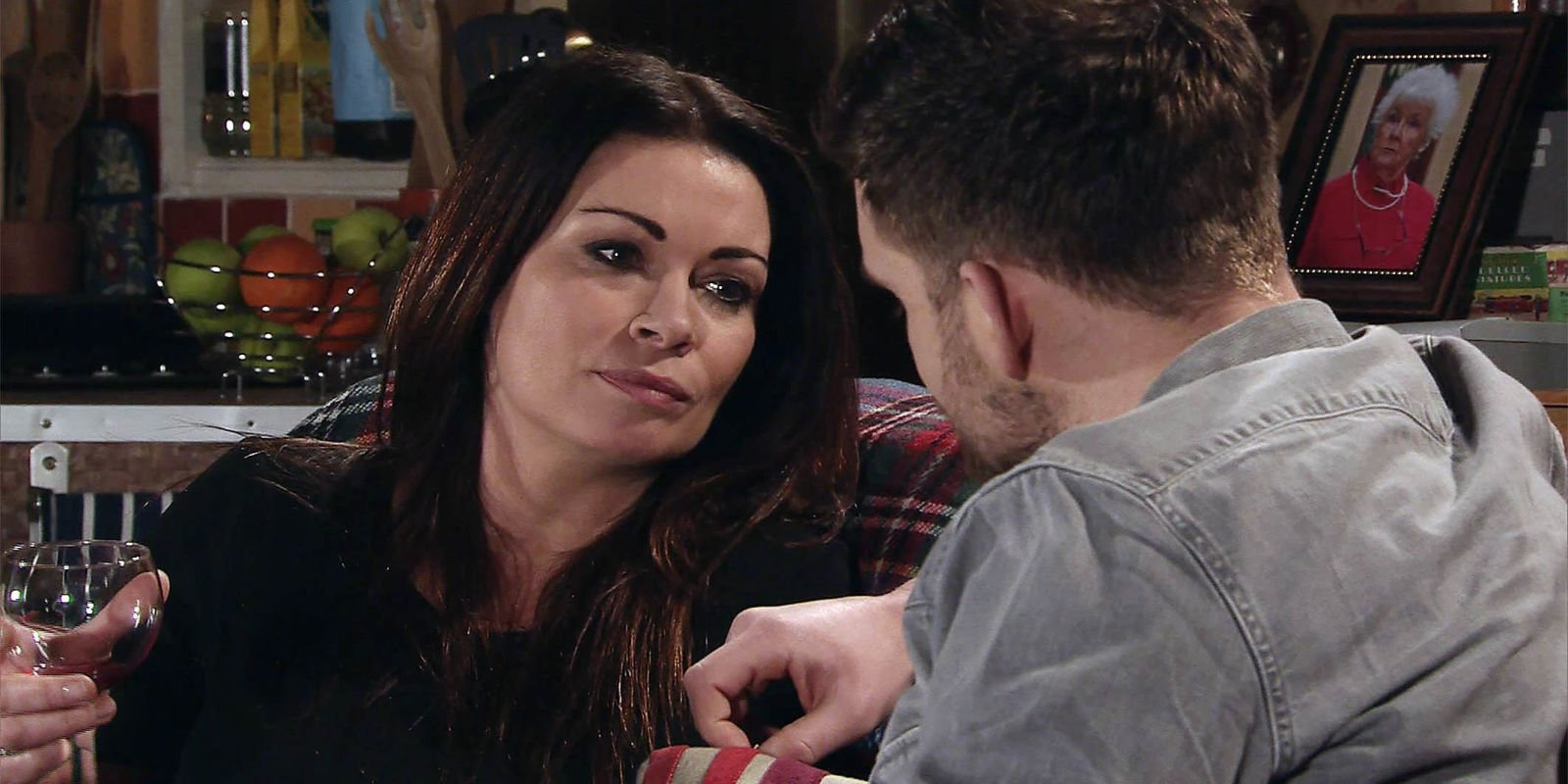 Coronation Street reveals the identity of Carla Connor's new love interest