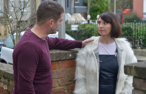 EastEnders hints at Honey and Jack romance as she flirts with him next week