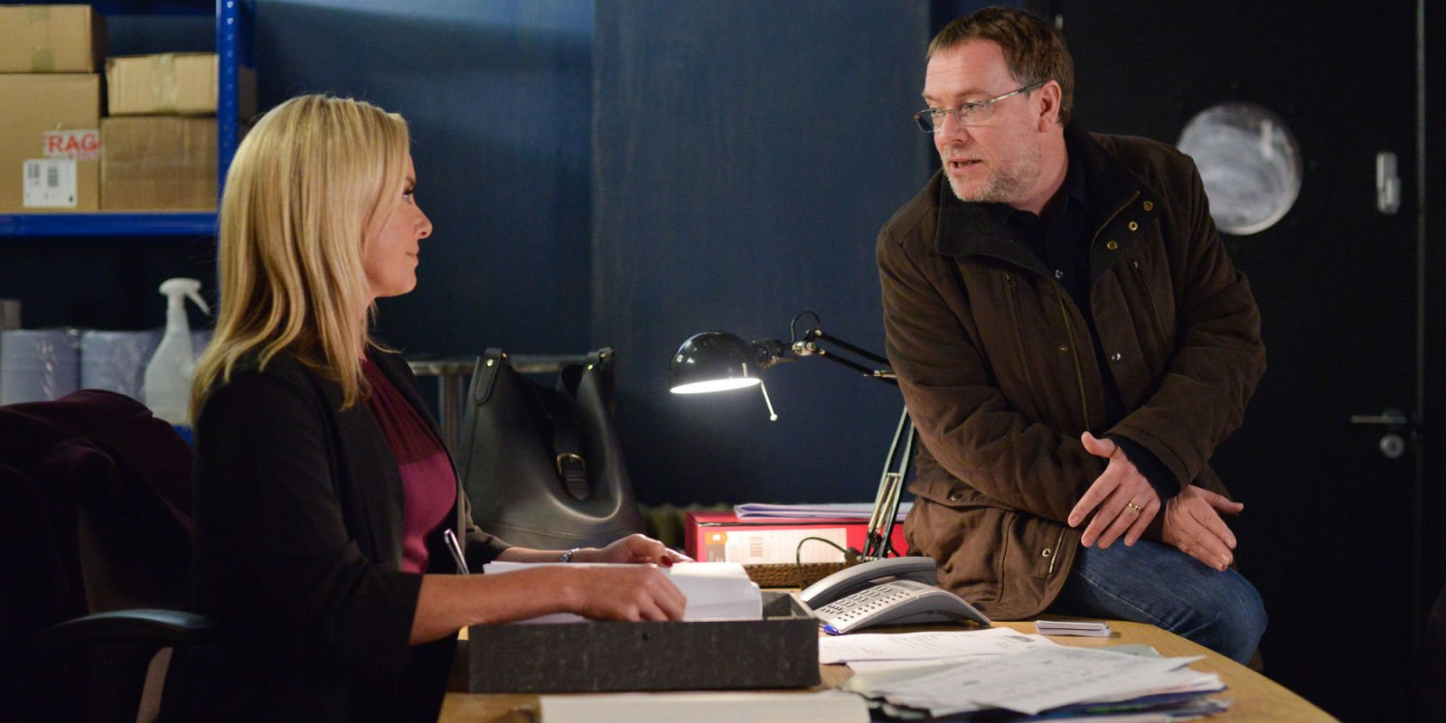 EastEnders romance hopes for Ian Beale as he vows to win back Mel Owen