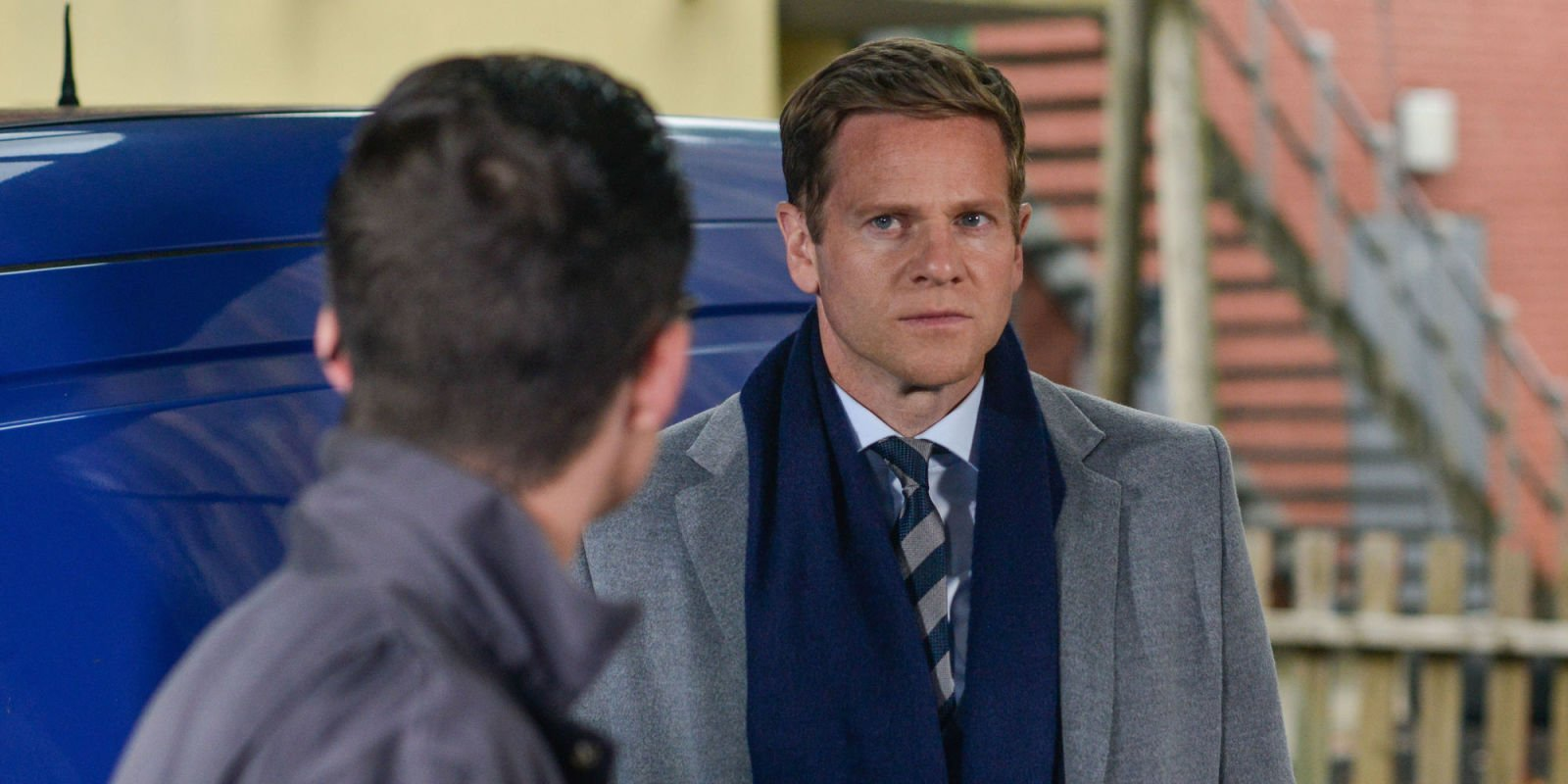 EastEnders fans reckon the Luke Browning mystery might finally be solved