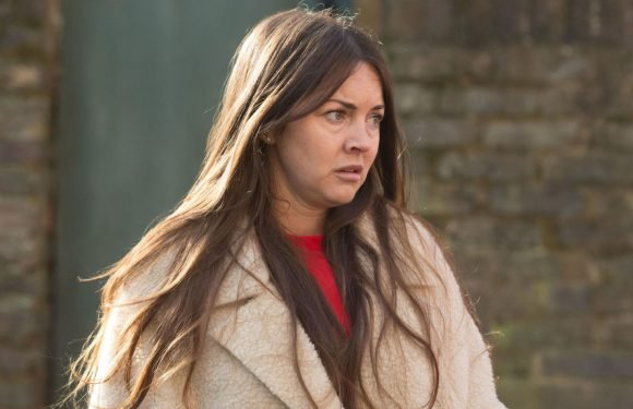 EastEnders' Stacey Fowler makes a brave move tonight as she struggles with Kat backlash