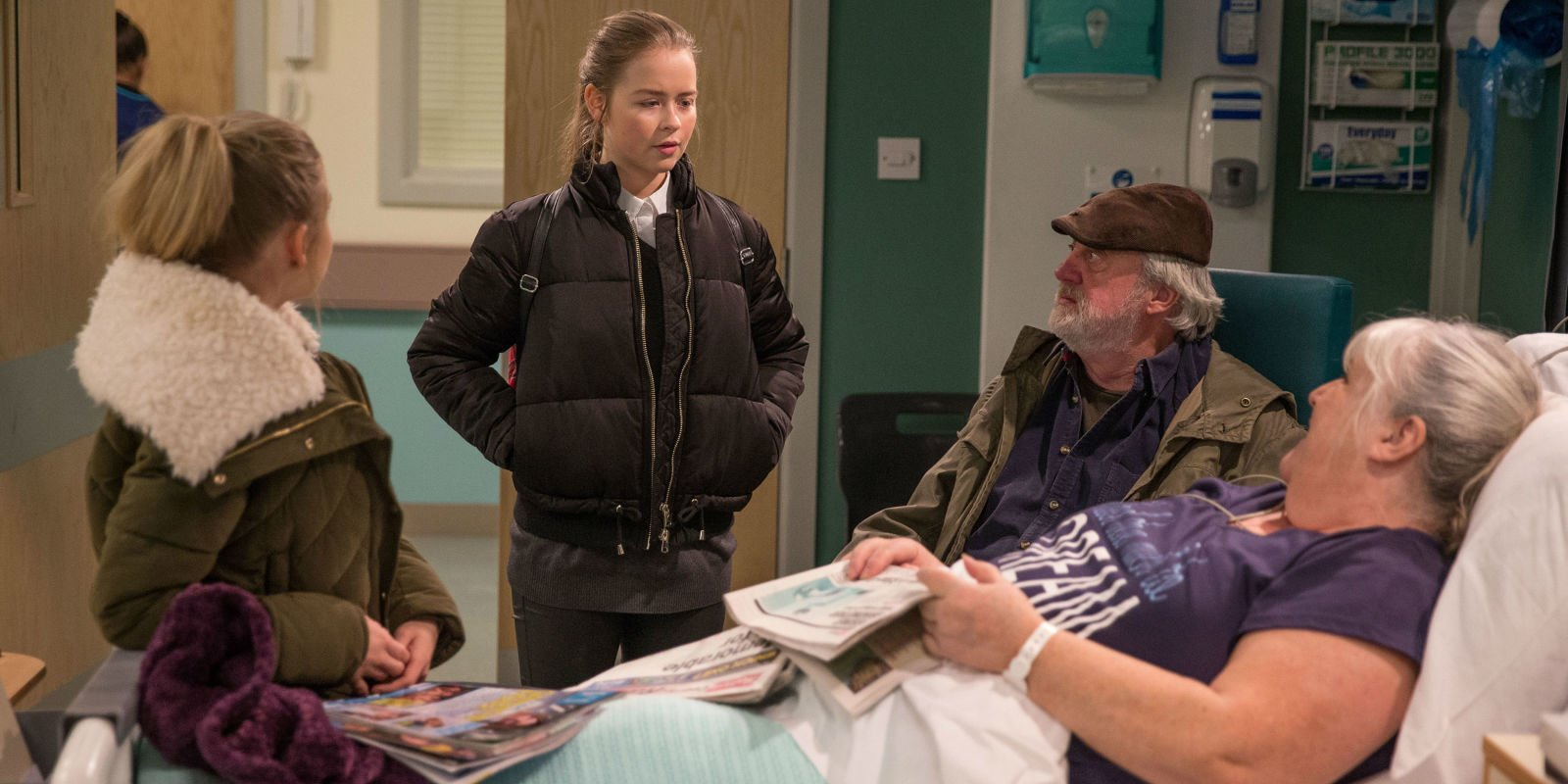 Emmerdale's Liv Flaherty is arrested tonight after a big betrayal