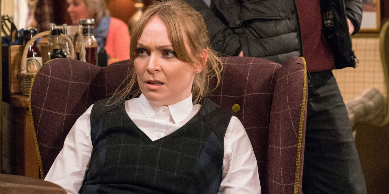 Emmerdale's Vanessa Woodfield fears her career is over after a terrible accident