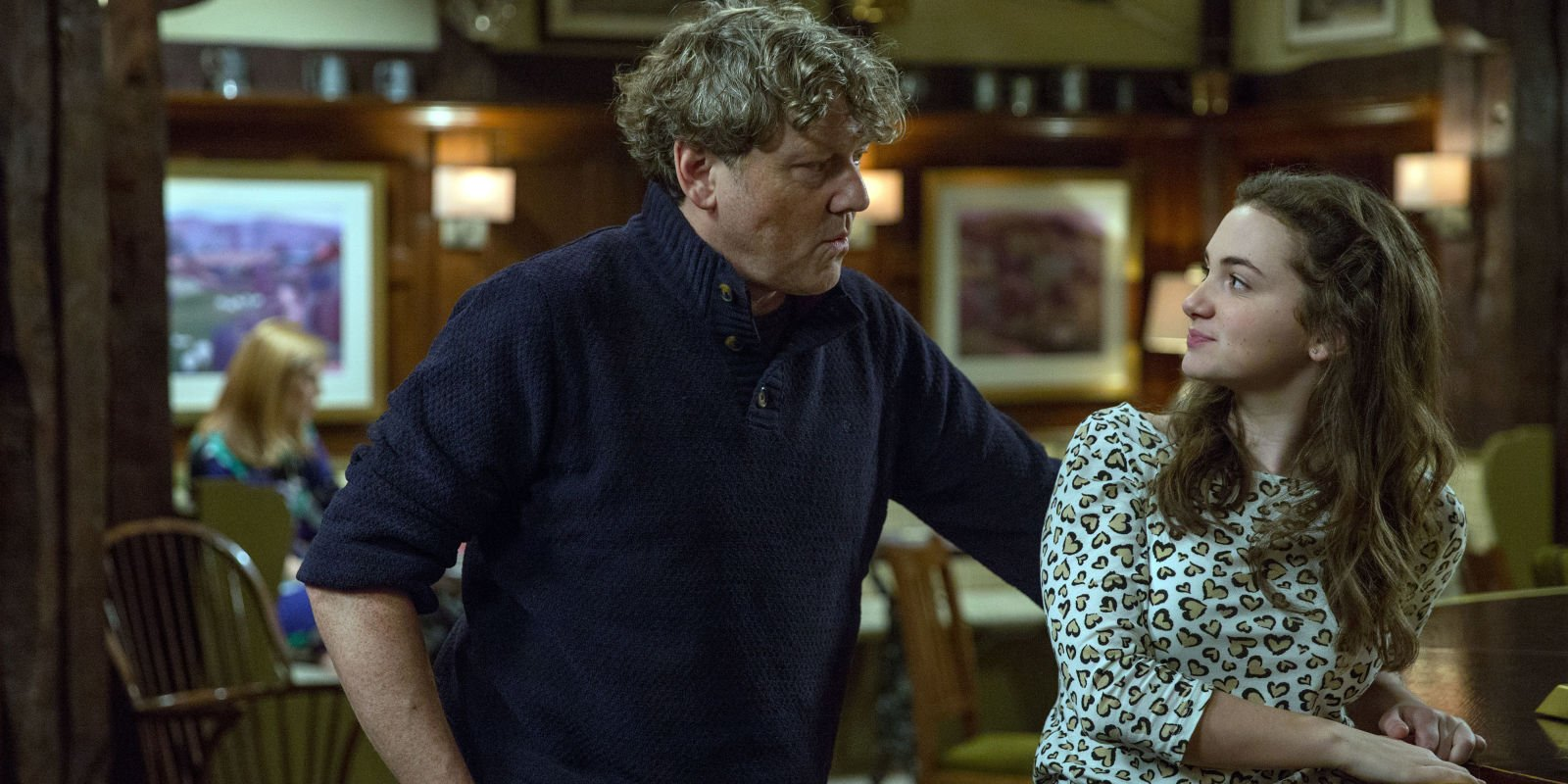 Emmerdale is building to a life-or-death drama after Daz's big rant at Gabby