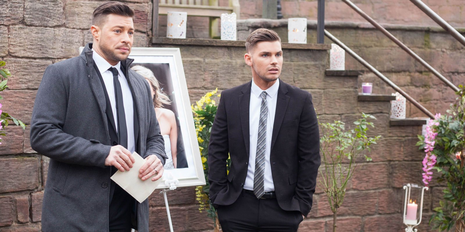 Hollyoaks' Ryan Knight plans for Tegan Lomax to be murdered in shock scenes