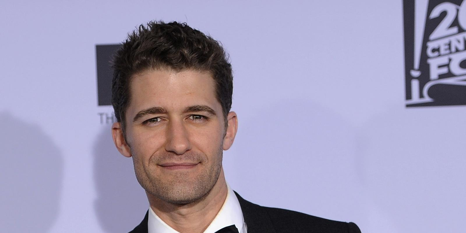 Glee's Matthew Morrison slams own movie over accusations of animal abuse
