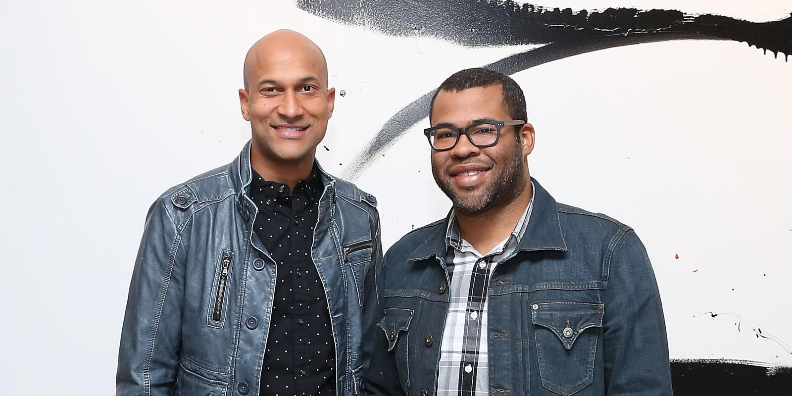 Get Out's Jordan Peele is reuniting with comedy partner Keegan Michael Key for Netflix movie