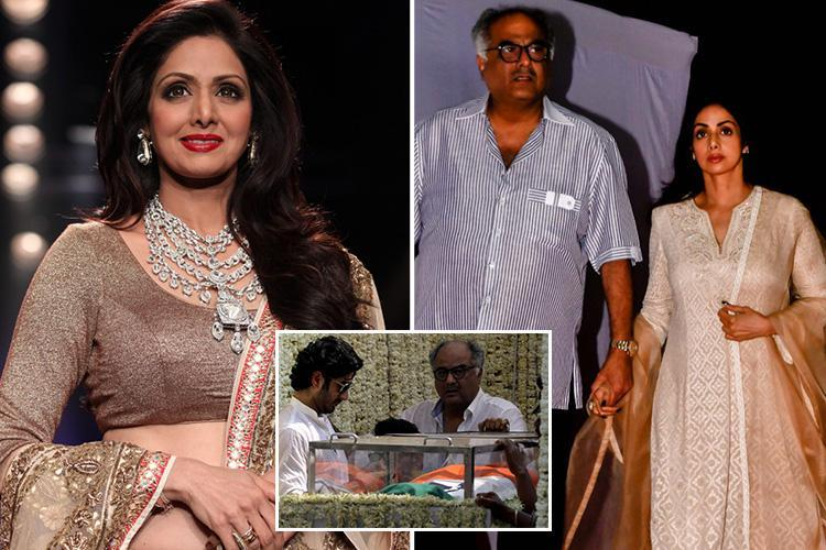 Sridevi's husband Boney Kapoor reveals horror of finding Bollywood star dead as 'pal' claims he didn't call cops right away and conspiracy theories grow