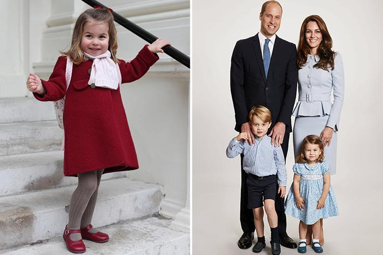 Prince William shares sweet detail about Princess Charlotte and family life with Kate in meeting with Maltese PM