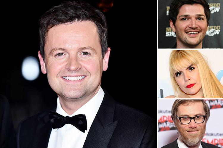 New Saturday Night Takeaway line up revealed as Declan Donnelly presents show for the first time without Ant McPartlin