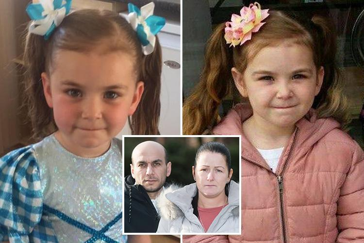 Mum's heartache as coroner rules death of girl, six, from 'one of the worst cases' of meningitis medics have ever seen could have been avoided