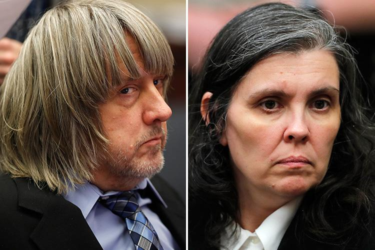 Turpin family – Deluded house of horrors wife Louise 'playing video games' in jail and convinced she'll be freed, sisters reveal… but her evil husband David is 'broken