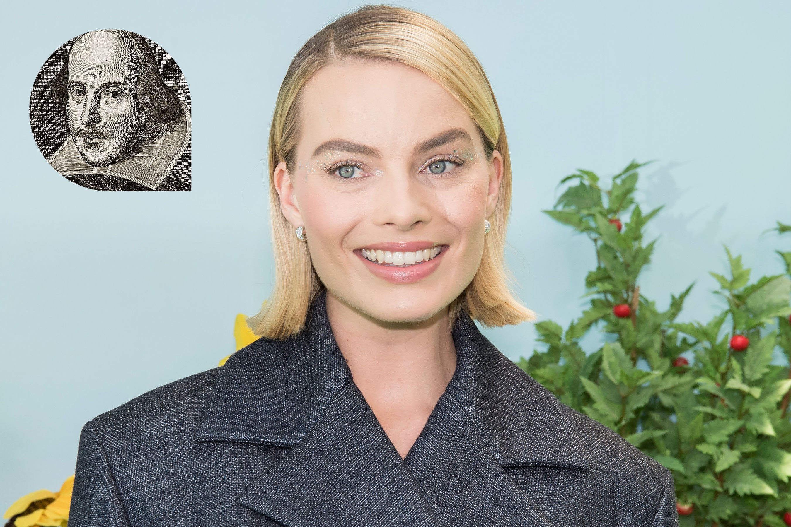 Margot Robbie to produce series reframing Shakespeare's hits from female perspective