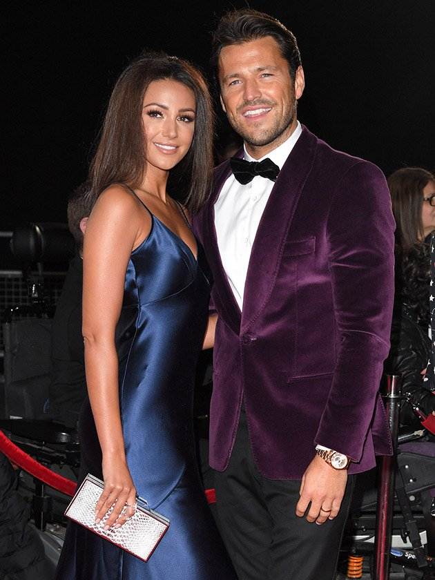 Mark Wright tells Michelle Keegan: 'Don't do Strictly!'