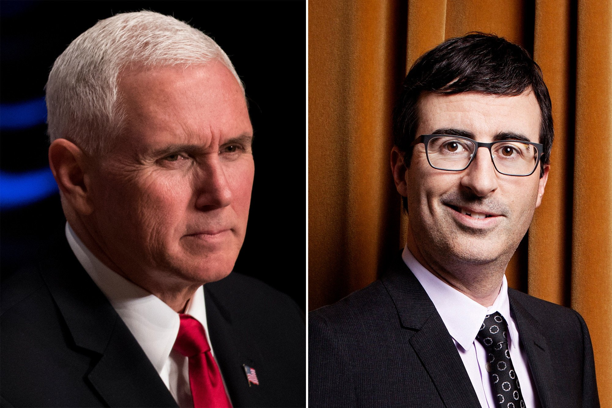John Oliver's gay version of Mike Pence's rabbit book doing better than the real thing