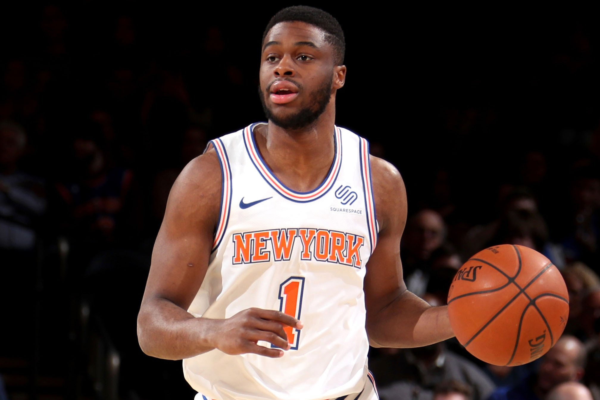 Hornacek benches Emmanuel Mudiay in Knicks' latest loss