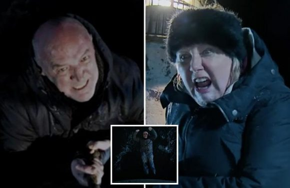 Coronation Street fans rejoice as Eileen Grimshaw MURDERS Pat Phelan after the evil killer confesses
