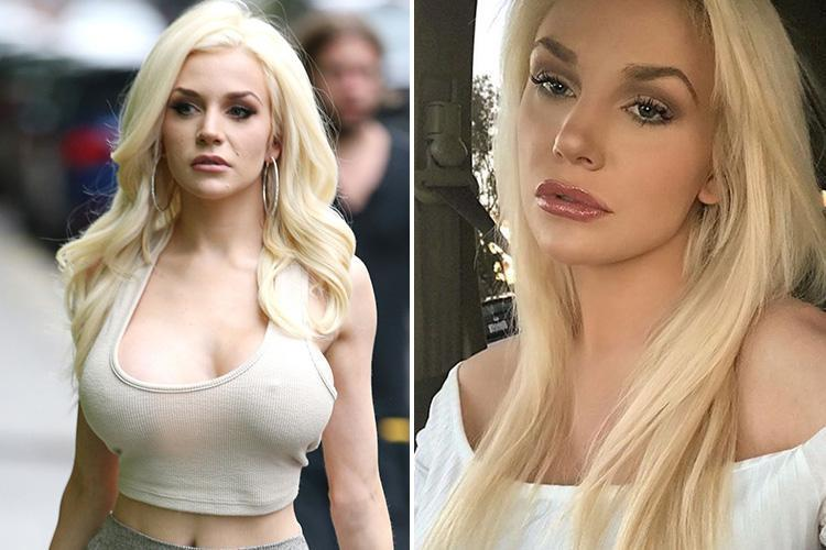 Courtney Stodden reveals she was sexually assaulted aged 19 while separated from husband Doug Hutchinson