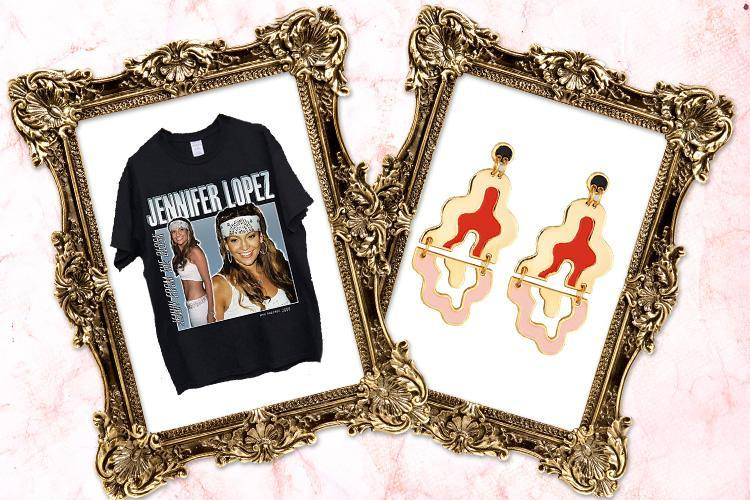 JLo T-shirts, Lacoste trainers and fun slippers… here's what we're lusting after today
