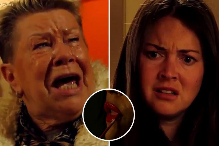 EASTENDERS SPOILER: Kat Moon comes back from the dead as she's seen back in EastEnders for the first time in explosive trailer