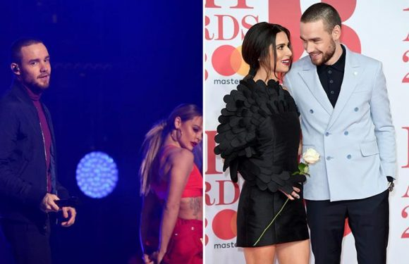 Liam Payne spotted 'cosying up' to dancer in Dubai – while Cheryl is thousands of miles away at home with son Bear