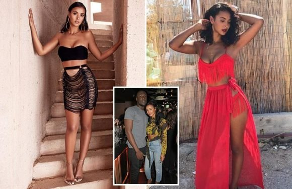 Stormzy's girlfriend Maya Jama is being lined up for Strictly Come Dancing