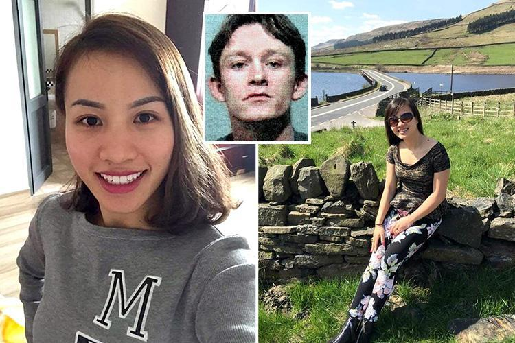 Men 'raped and murdered young mum then treated themselves to a curry as her body lay on the floor'