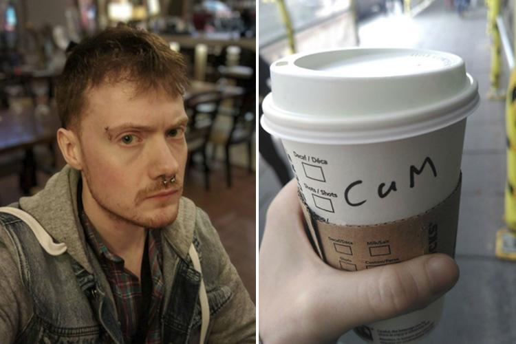 Man makes desperate plea to Starbucks staff who keep making this VERY rude error when spelling his name