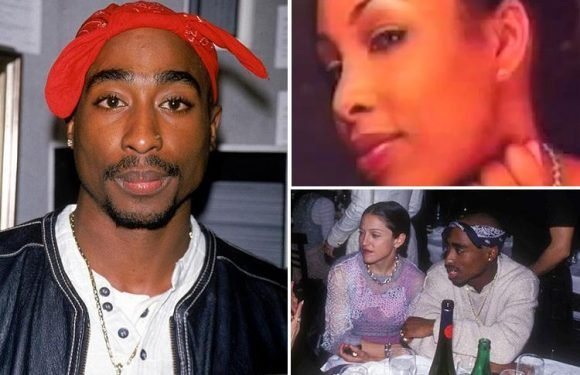 Truth behind Tupac's 'secret' jailhouse marriage to Keisha Shakur who he romanced during sex crimes trial and while he was dating Madonna